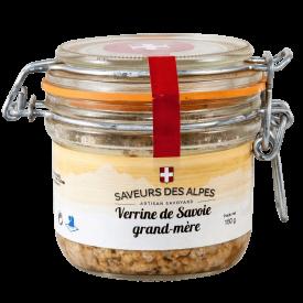 Verrines artisanales de Savoie